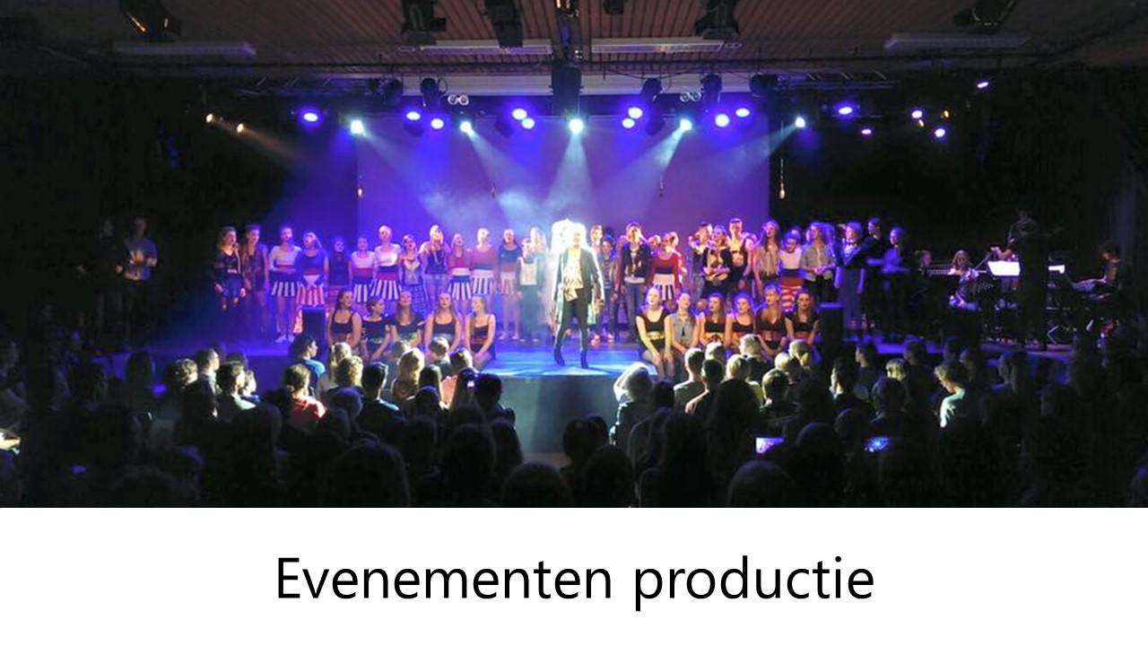 Evenementen producties